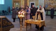 Гражданское Новолетие наприходе Успенского собора