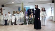 Рождественский спектакль Воскреснойшколы Успенского кафедральногособора