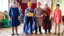 Рождественский праздник вшколе№3 г.Коломны