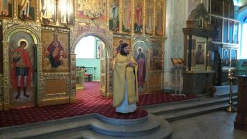 День памяти священномученика Сергия Бажанова