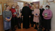День матери наприходе Успенского кафедрального собора г.Коломны