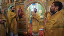 День памяти святителя Филарета наприходе Успенского кафедрального собора г.Коломны