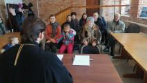 Приходское собрание Успенского кафедрального собора города Коломны