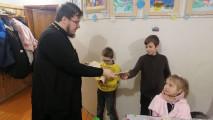 День православной книги наприходе Успенского кафедрального собора