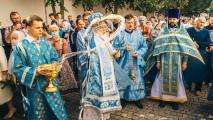 Престольный праздник Успенского собора